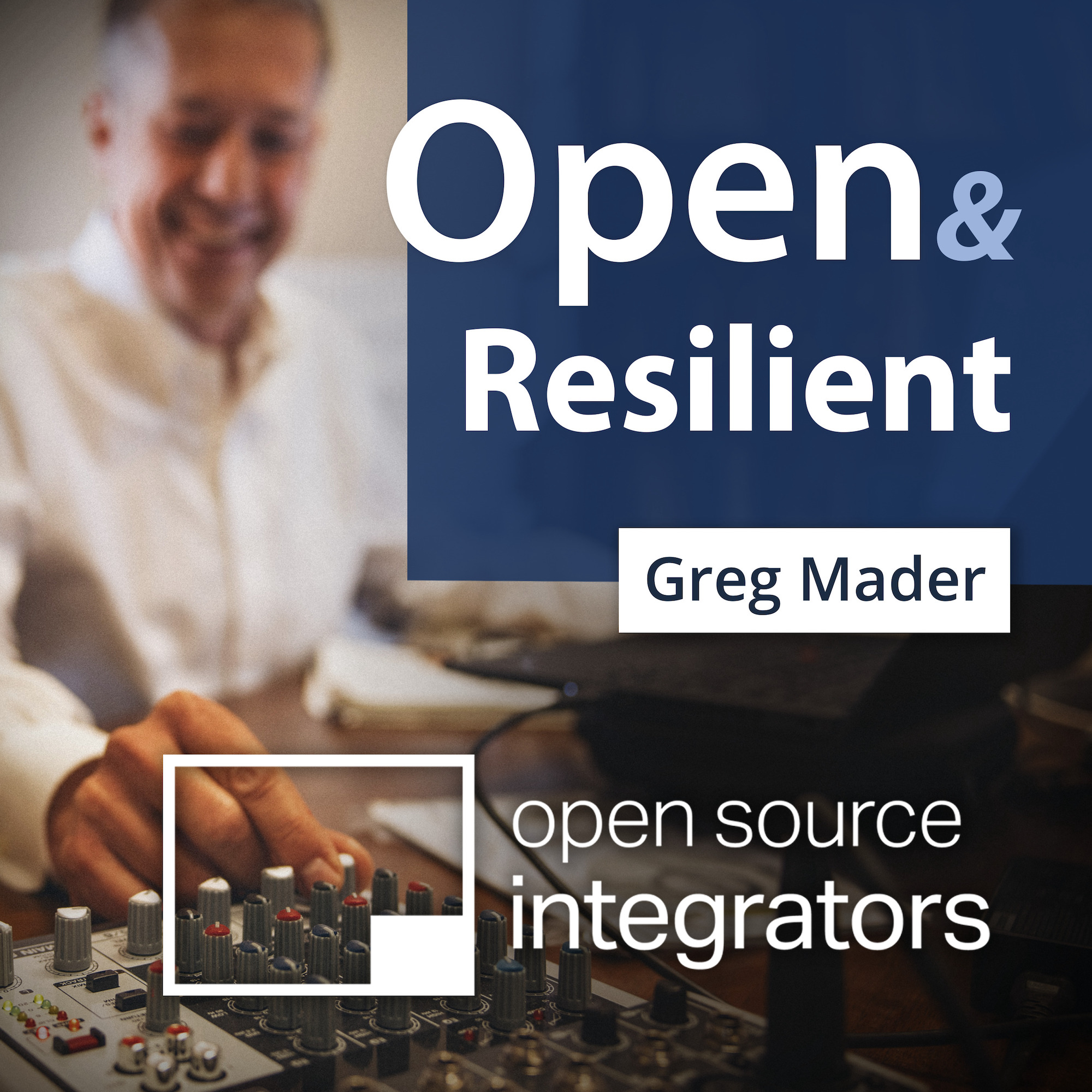 Bruce Aldridge, Orr Protection Group -- Why Open is important?